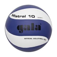 míč gala volley mistral 10