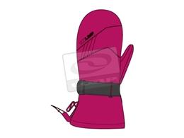 Hlavní obrázek produktu rukavice loap valis uni-MIX