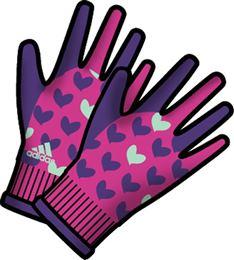 Hlavní obrázek produktu rukavice adidas adigirl glove uni-S