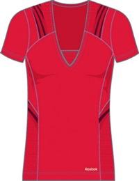 Hlavní obrázek produktu triko  reebok et sless taped w - S